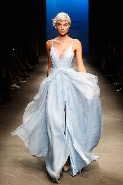 Leanne Marshall Runway Spring 2016 New York Fashion Week The Shows