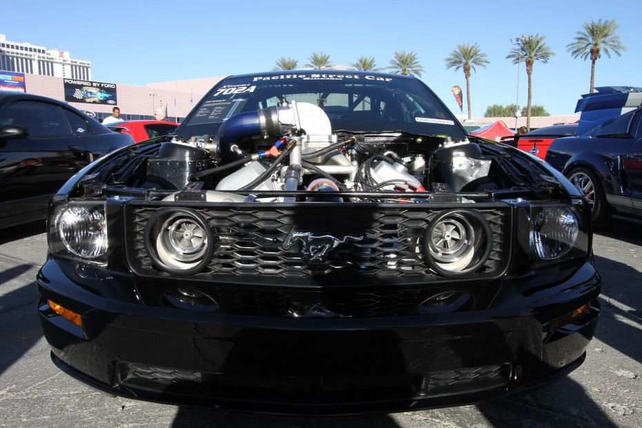 2005 Ford Mustang Gt Twin Turbo 1 Twin Turbo 2005 Ford Mustang Mustang Gt