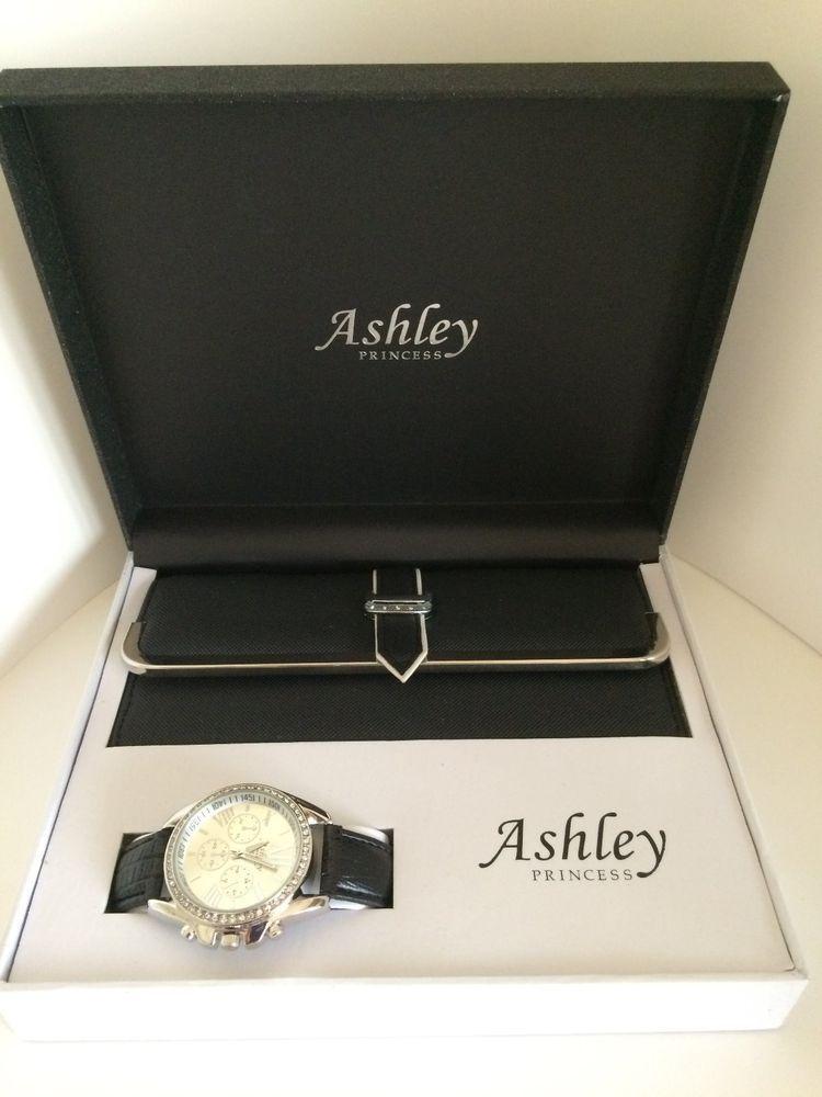 ashley princess women s watch wallet