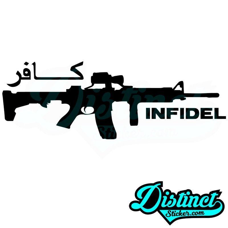 Bullet Rounds AR15 Rifle Gun Vinyl Decal Die-Cut Sticker Car or Laptop Got Ammo