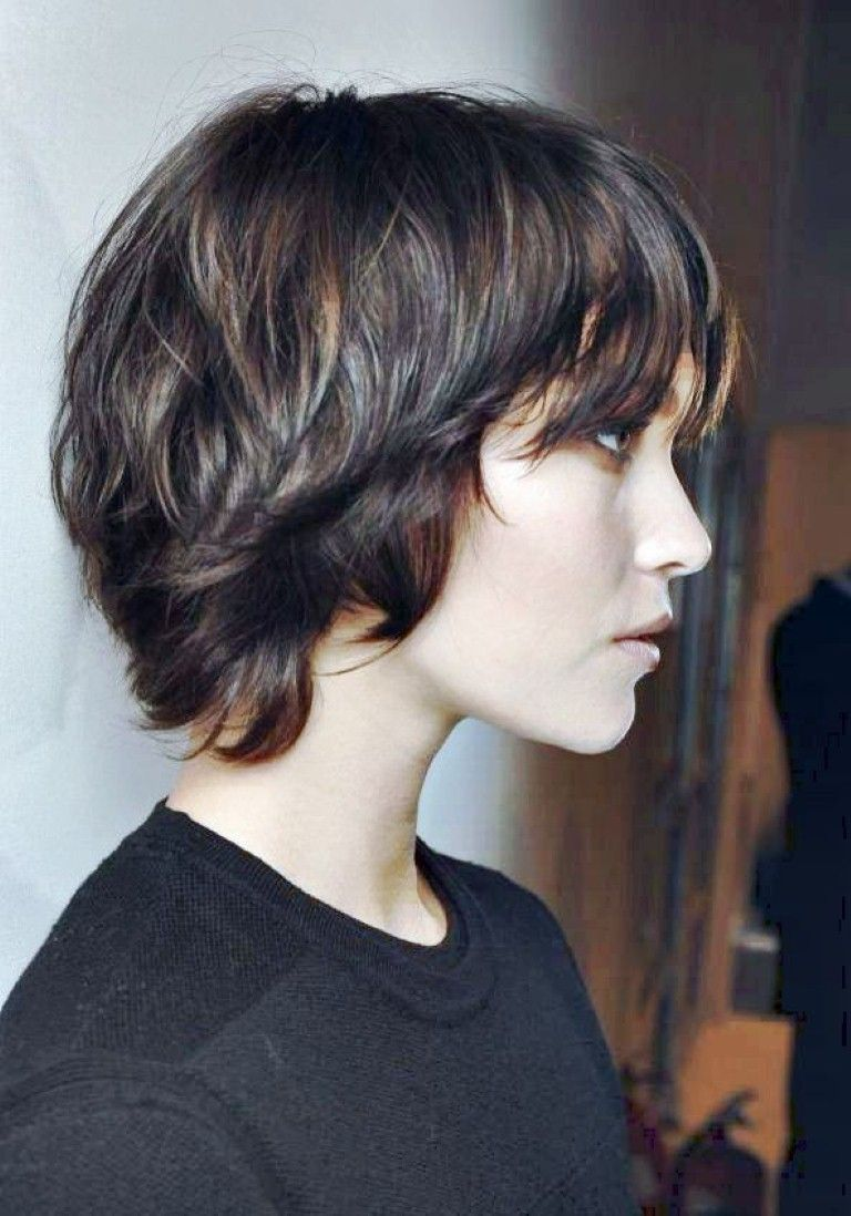 long pixie hairstyles with bangs - Long Pixie Hairstyles ...