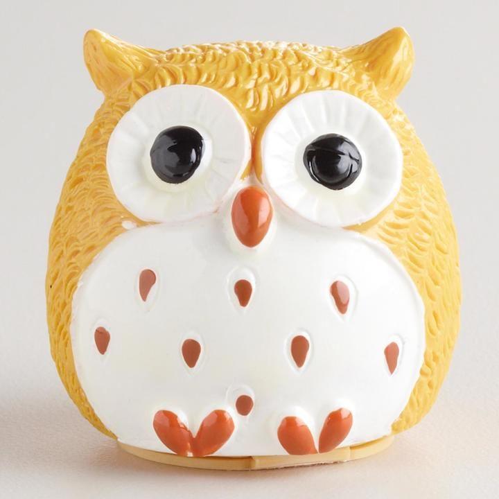 Vanilla Owl Lip Balm, Set of 2