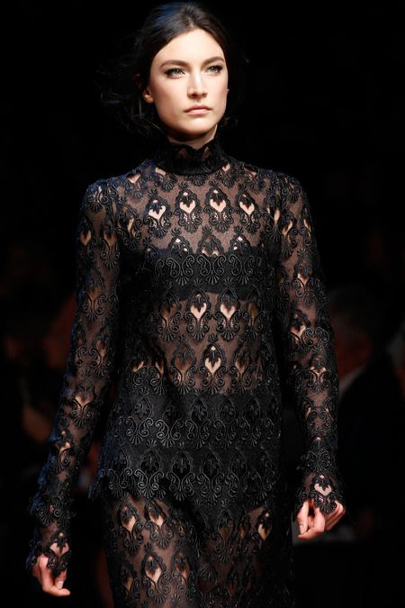 Dolce & Gabbana   Fall 2014 Ready-to-Wear Collection.