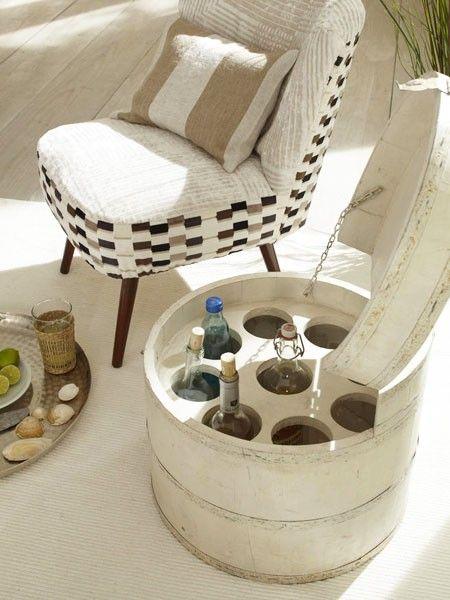 diy beistelltische gestalten mit anleitung diy inspirationen pinterest tisch. Black Bedroom Furniture Sets. Home Design Ideas