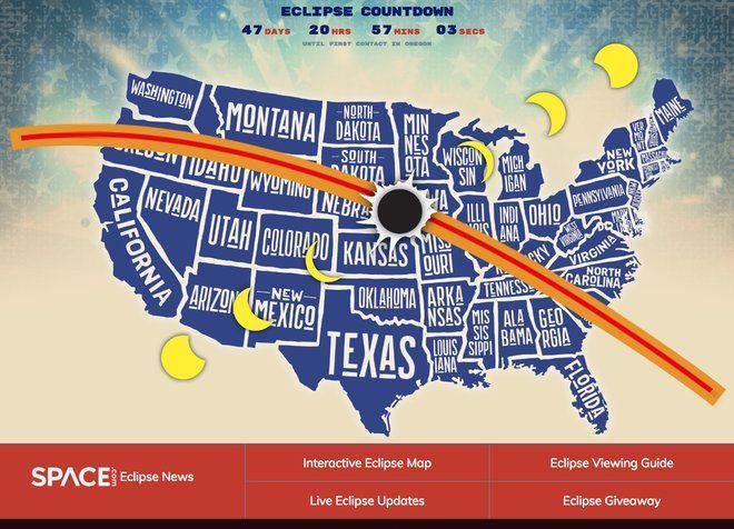 Enjoy an Eclipse Safari! Total Solar Eclipse App Features