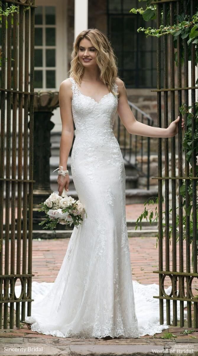 Back detail wedding dress  Sincerity Bridal Fall  Wedding Dresses  Gowns Wedding dress