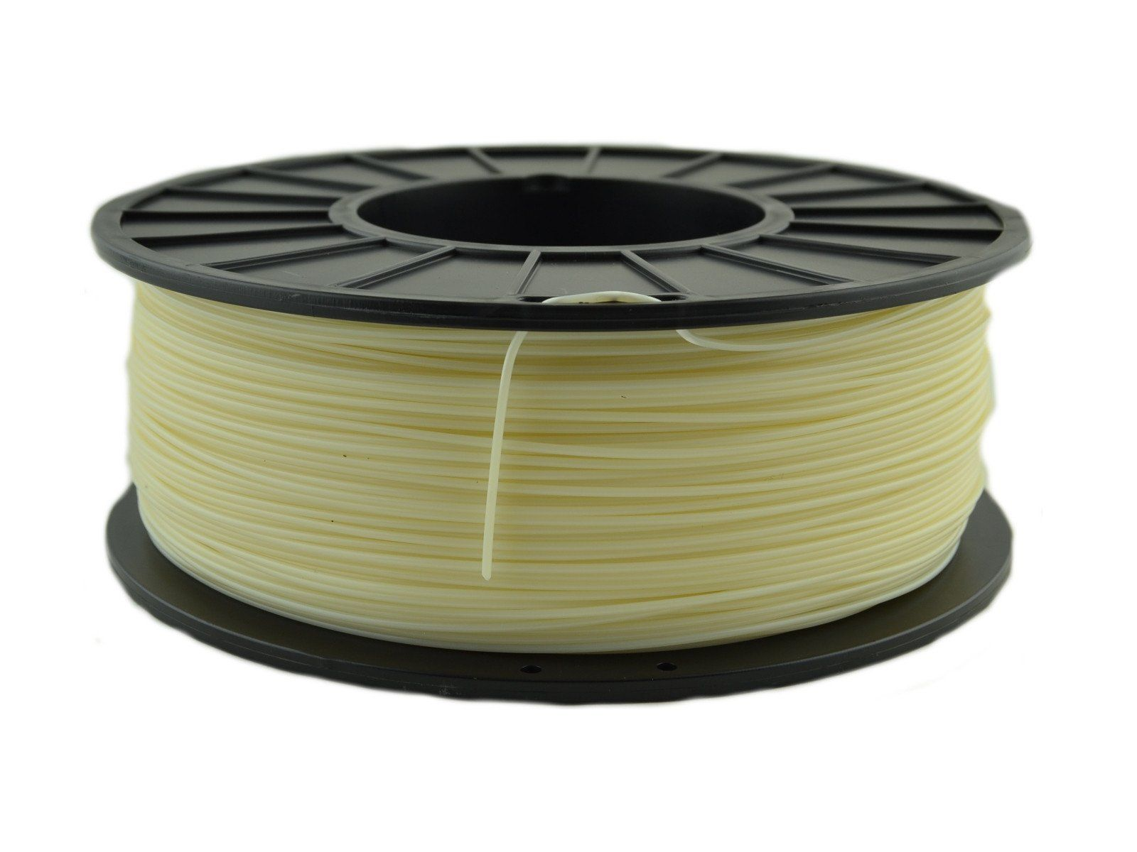 1.75 mm Naturally Natural ABS 3D Printer Filament 3d