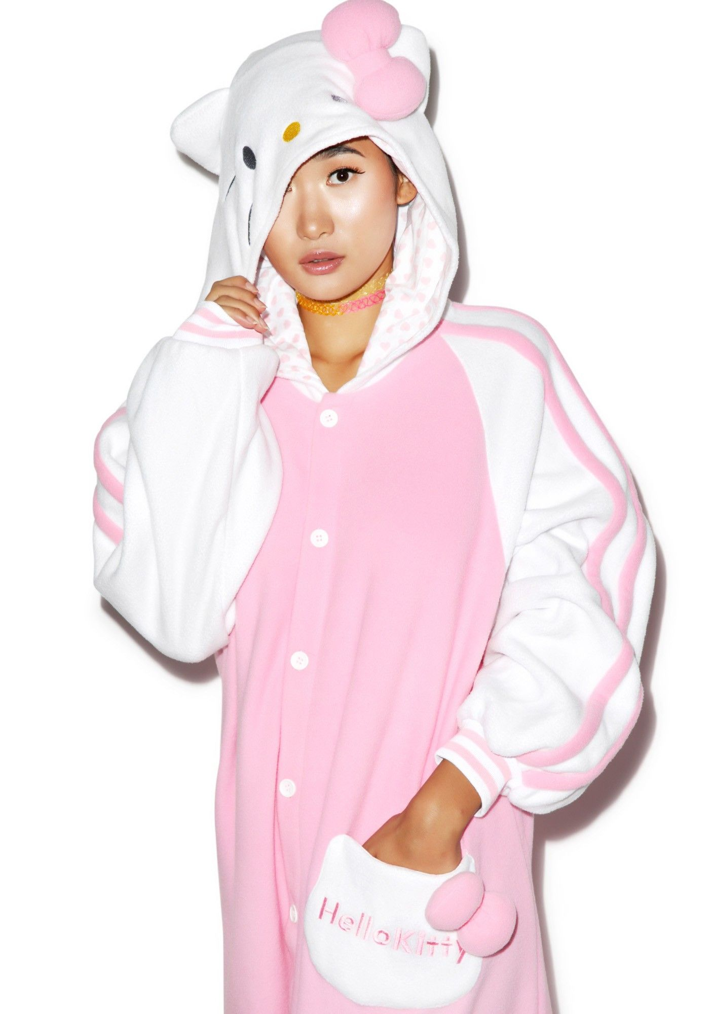 d573a562b5 Sazac Hello Kitty Kigurumi