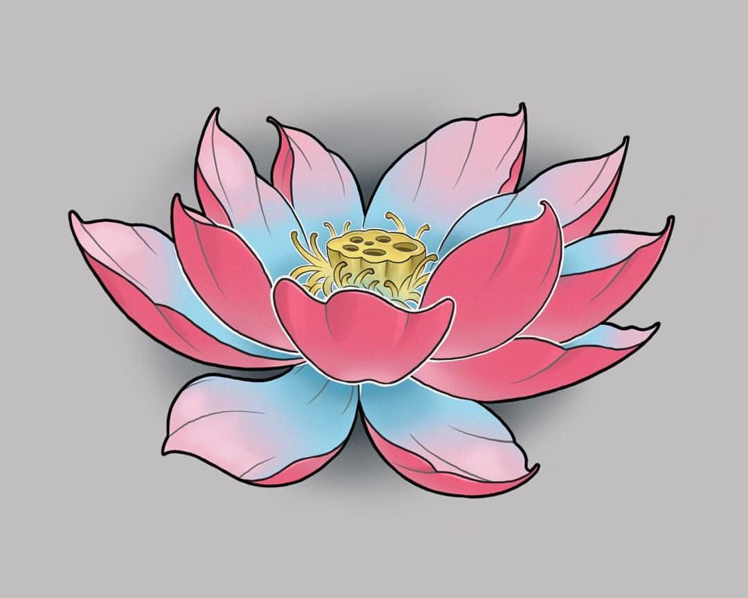 47++ Amazing Japanese lotus tattoo drawing ideas in 2021