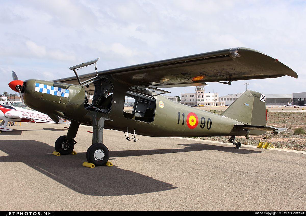 Fundación Aérea de la Comunidad Valenc EC-CHN Dornier Do-27 by Javier González