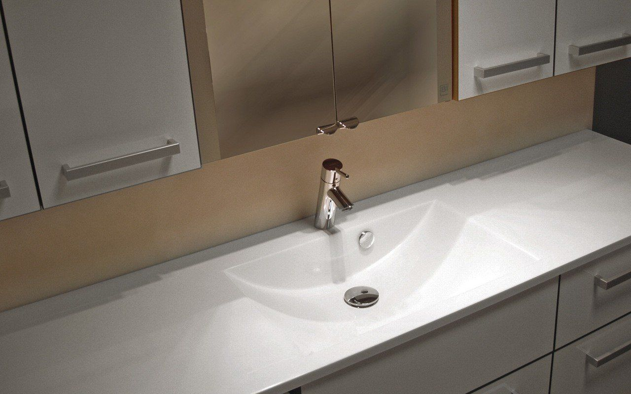 Aquatica Kandi Flexi Counter Top Washbasin 01 Modern Bathroom