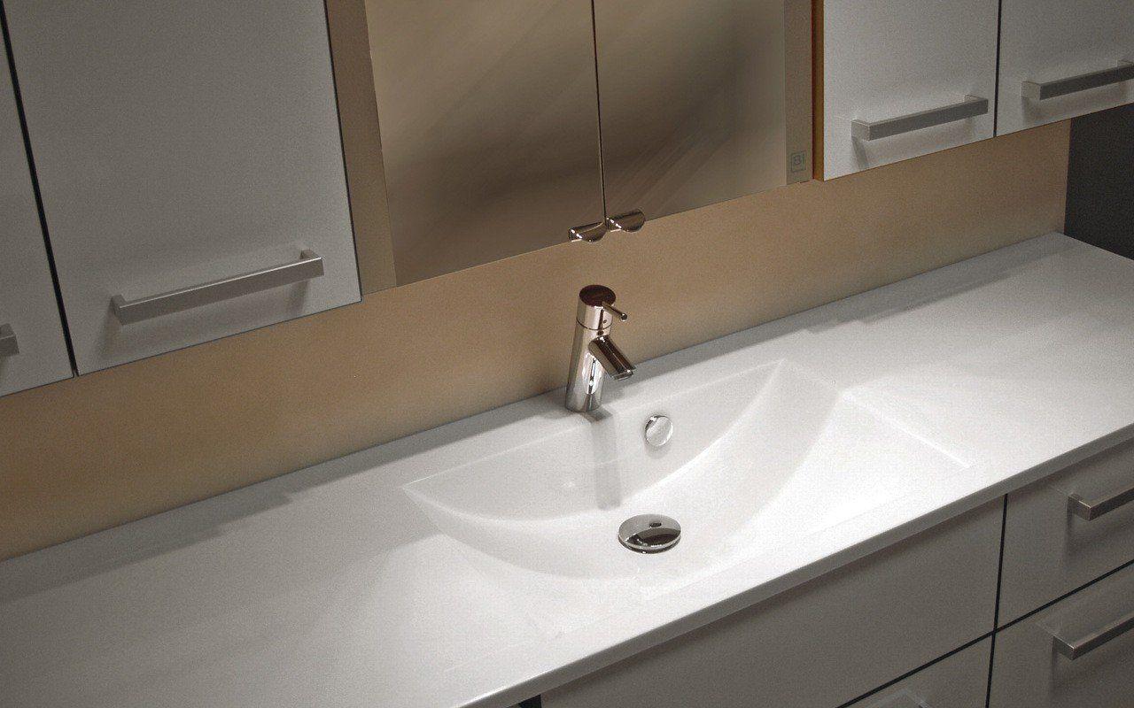 Aquatica Kandi Flexi Counter Top Washbasin 01 Stone Bathroom
