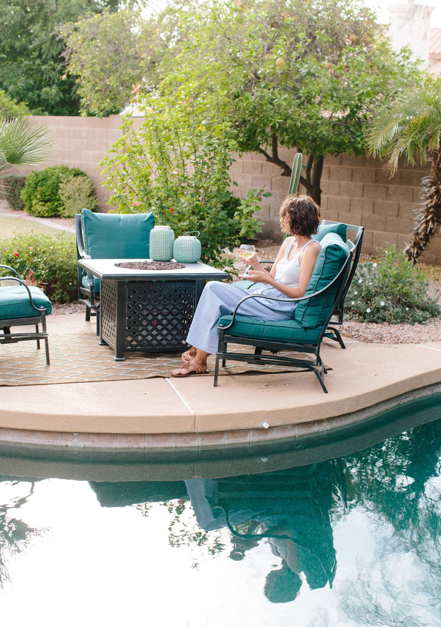 Home Depot Patio Style Challenge in 2018 MODERN YARD