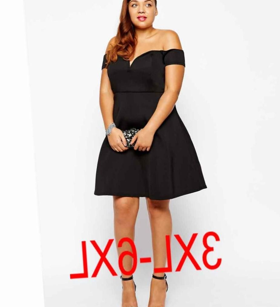 How to dress a plus size lady - http://pluslook.eu/dresses/how-to ...