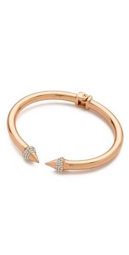 Vita Fede Rose Gold Bracelet Best An In With Crystals