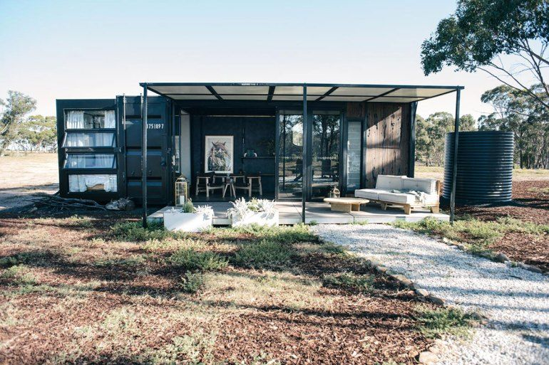 petite surface Archives - PLANETE DECO a homes world en 2020 | Maison container, Mini maison ...