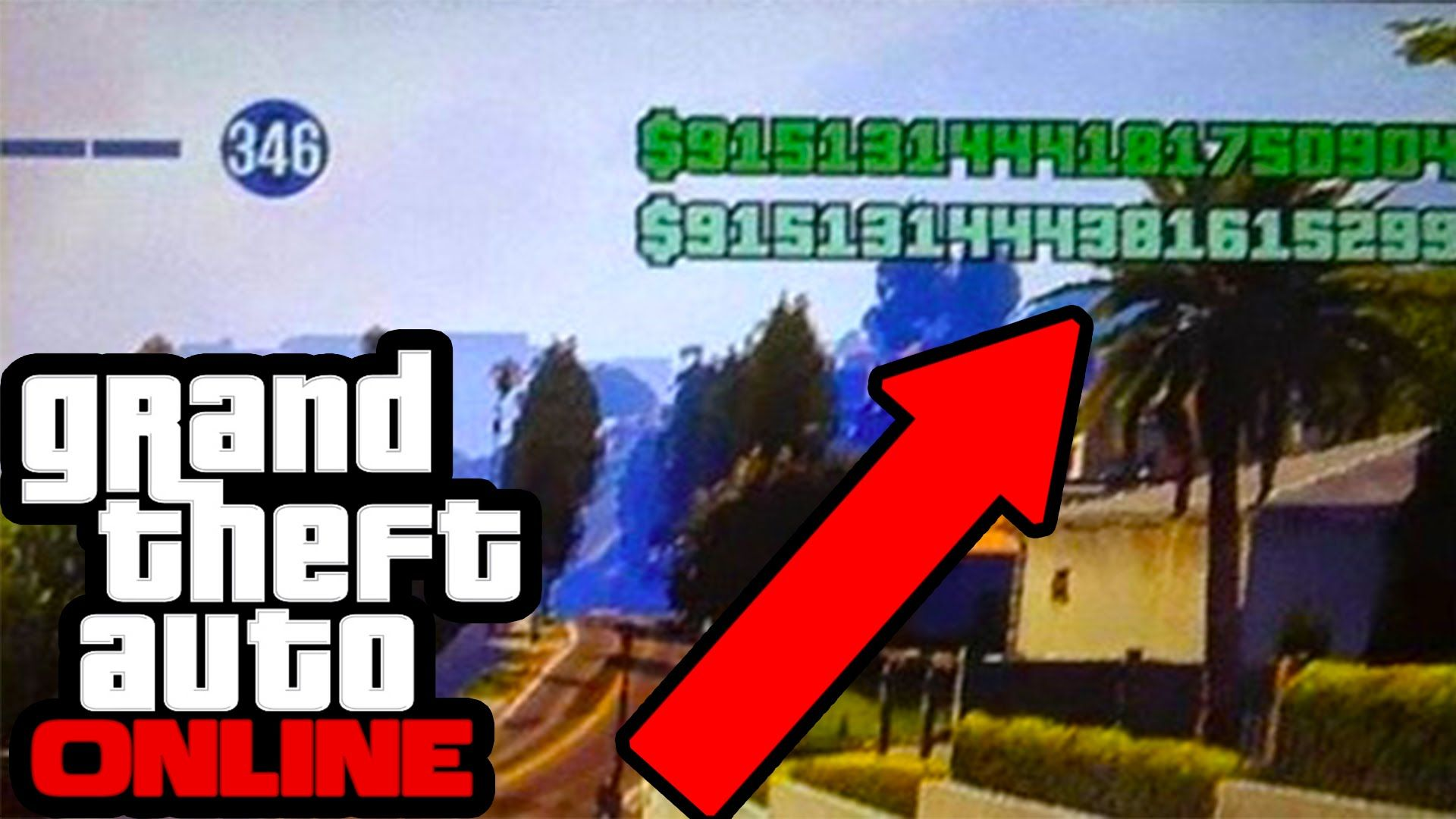 how do you get money in gta online