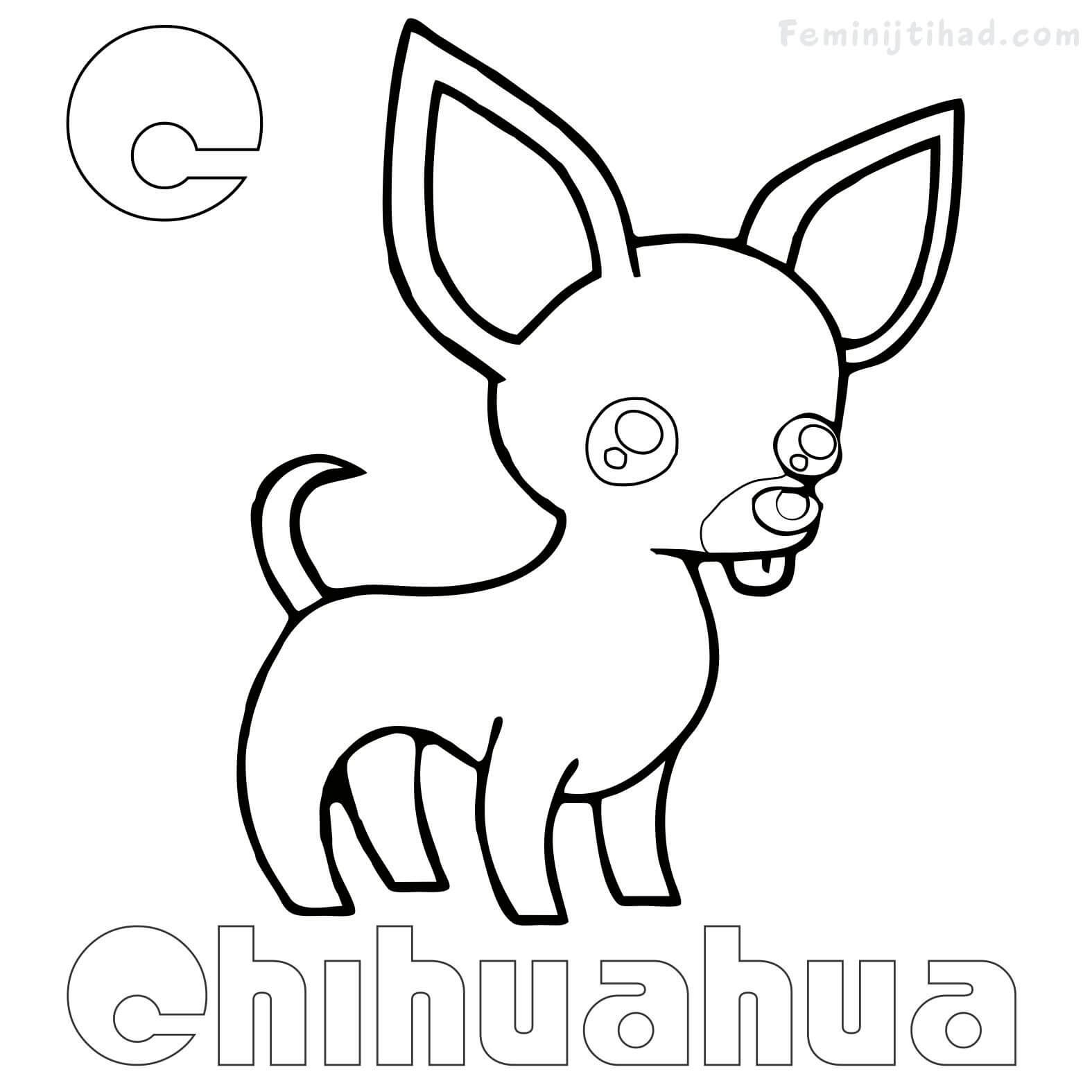 Printable Chihuahua Coloring Pages Free Coloring Sheets Moon Coloring Pages Coloring Pages Puppy Coloring Pages [ 1575 x 1575 Pixel ]