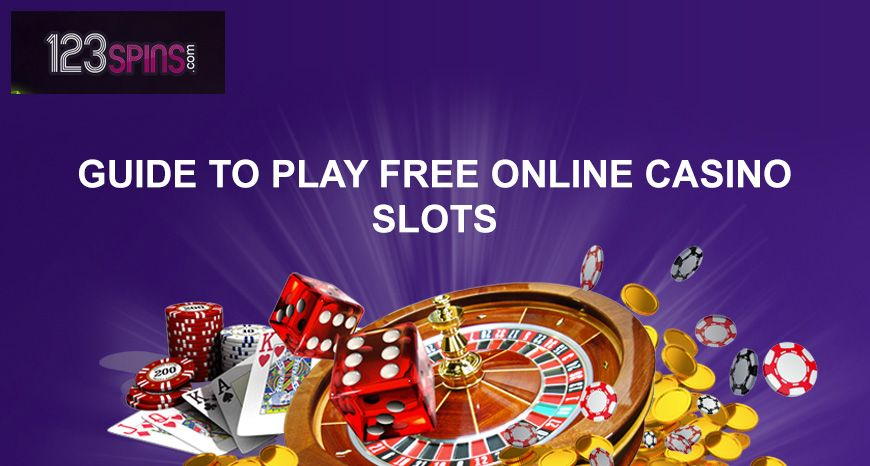 With These Tips You Can Play The Free Online Casino Slots