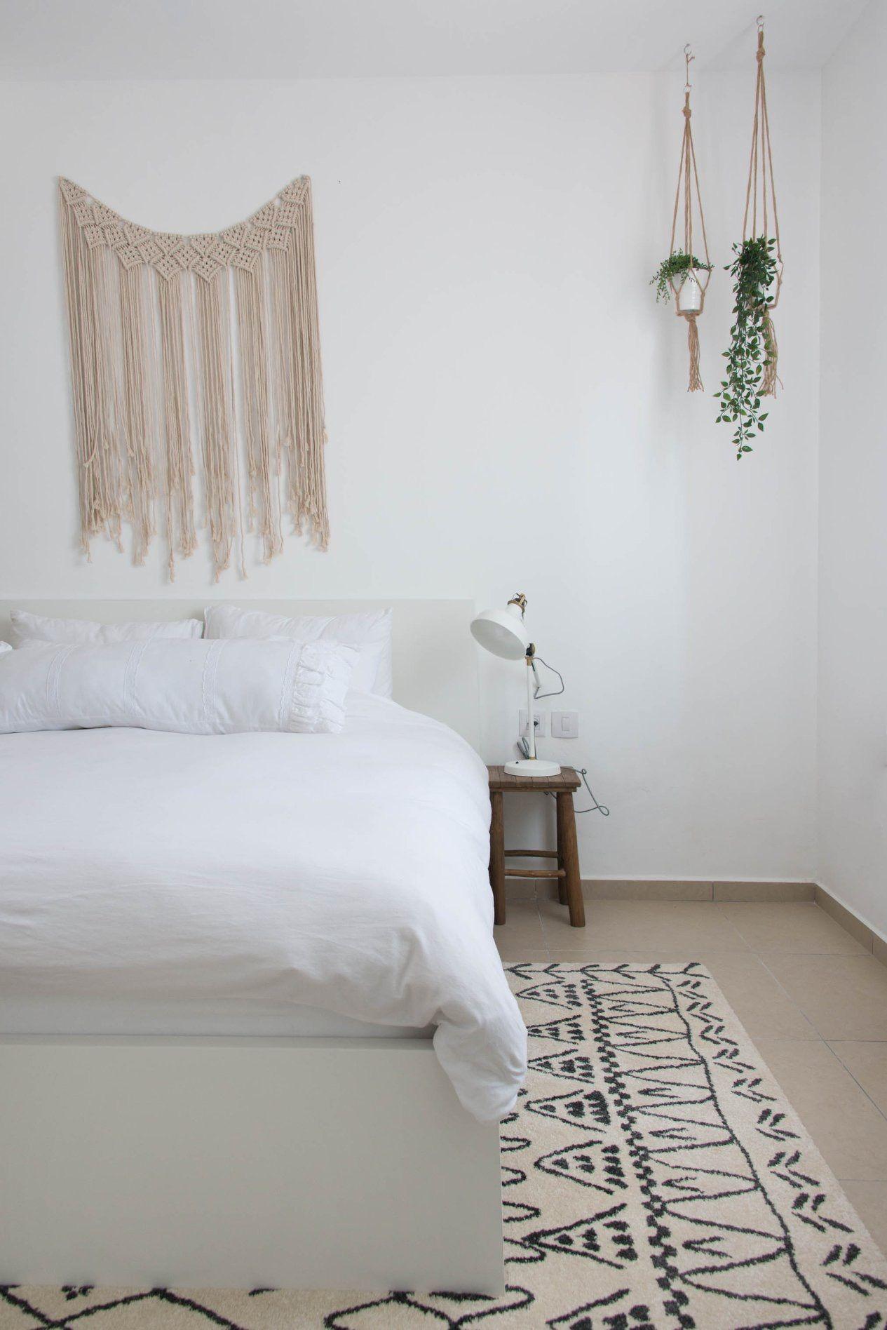 עיצוב דירת מחיר למשתכן (With images) Boho bedroom