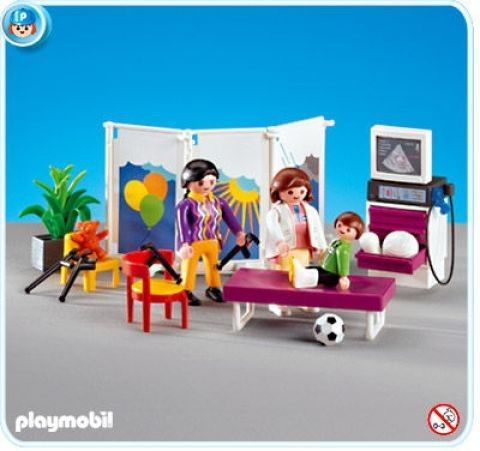 Playmobil S Pediatrician Toy Set Really Cool Toys Www