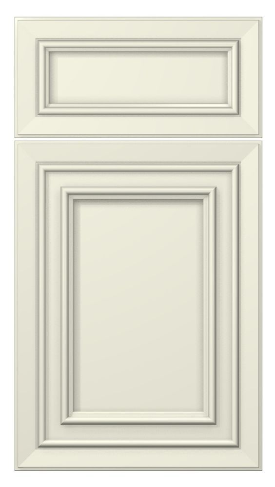 tuscany door style :: painted :: antique white #kitchen #cabinets #doors - Tuscany Door Style :: Painted :: Antique White #kitchen #cabinets