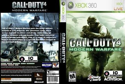 Call Of Duty 4 Modern Warfare Free Download Pc Game Call Of Duty Modern Warfare Warfare