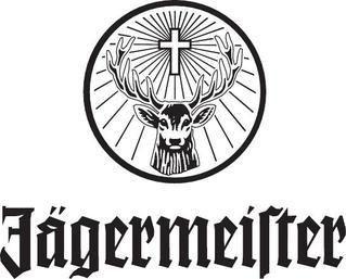 History Of All Logos All Jagermeister Logos Jagermeister Logo Jagermeister Geschenke Jagermeister Werbung