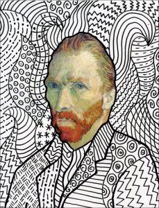 Fun with Van Gogh · Art Projects for Kids