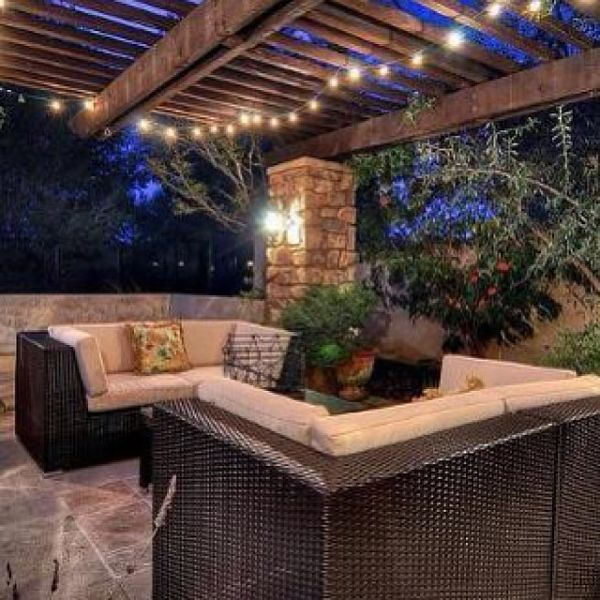 12 Easy, Practical, and Affordable Ideas for that Perfect Backyard Makeover #backyardmakeover