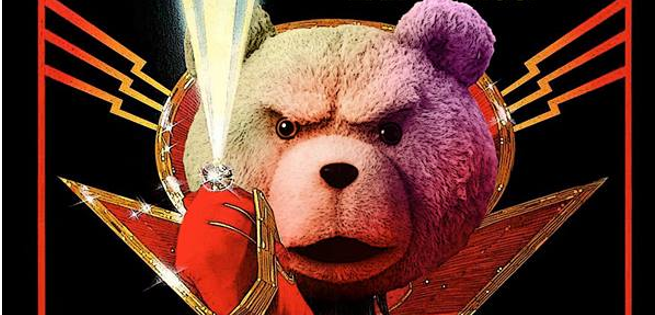 Ted 2 Gets An Awesome Flash GordonInspired Poster http