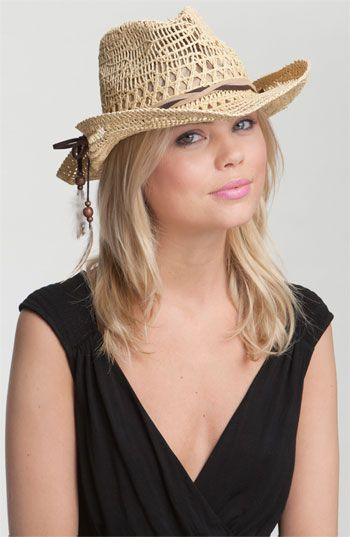 Eugenia Kim 'Taylor' Cowgirl Hat available at Nordstrom