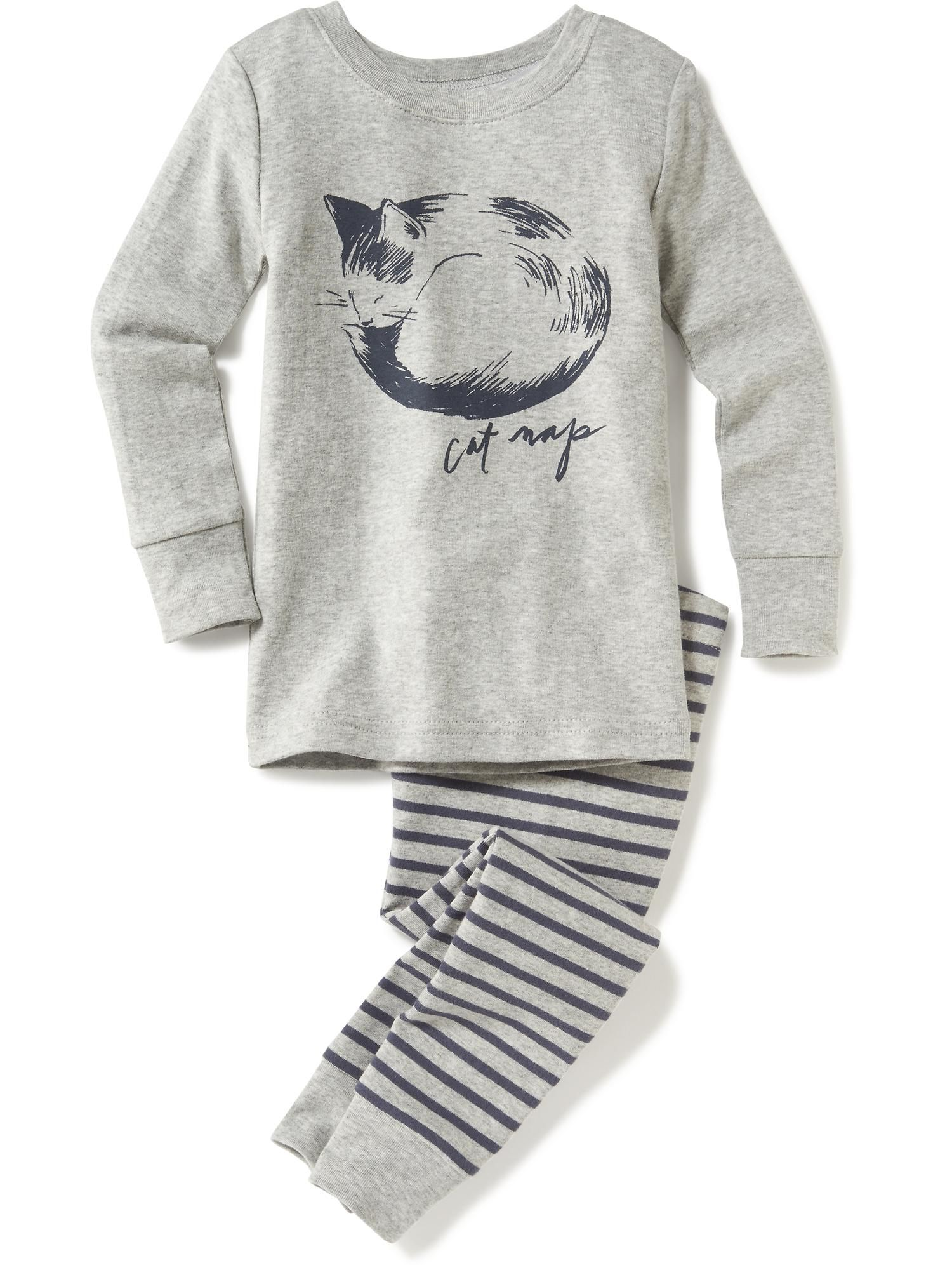 Graphic 2 Piece Sleep Set for Baby Old Navy