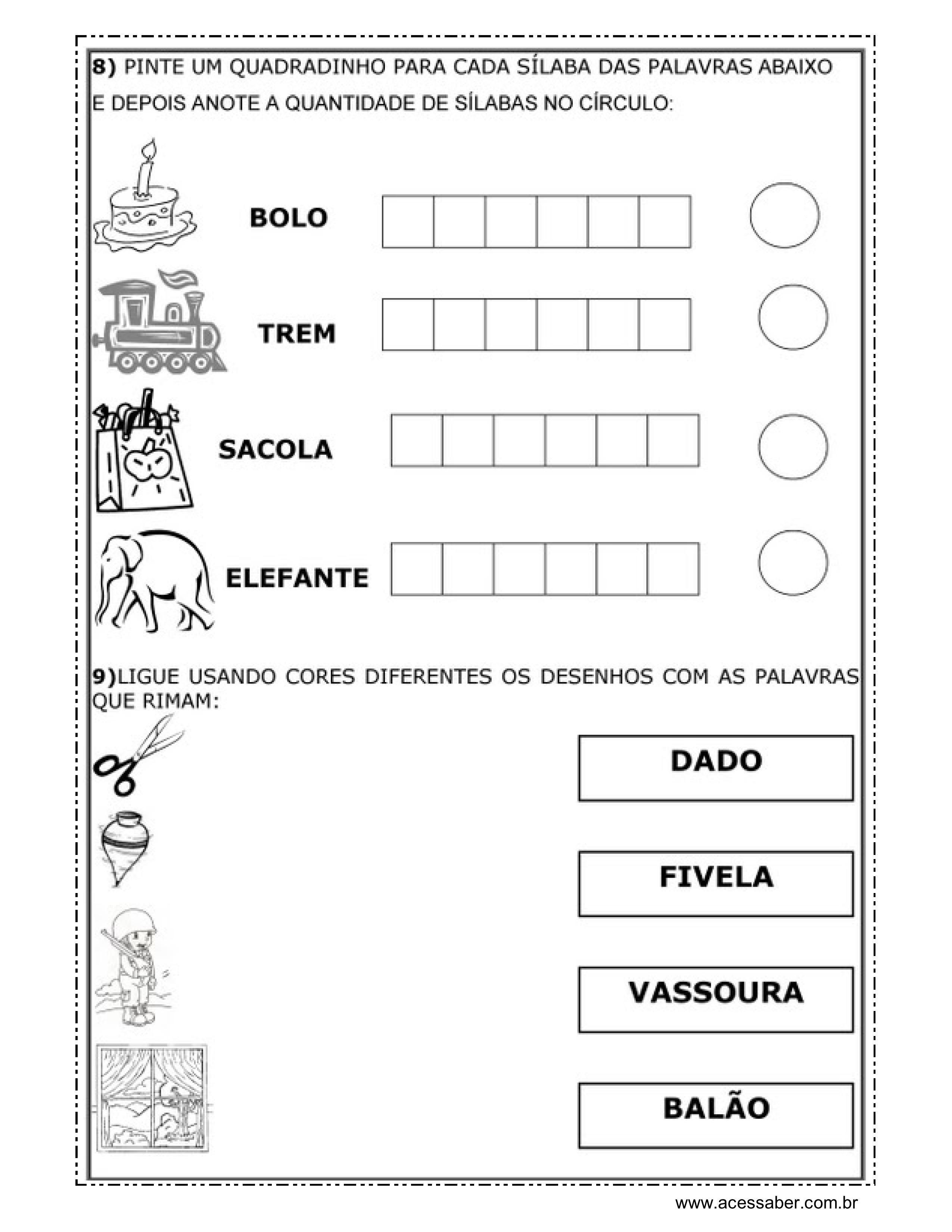 Favoritos lingua portuguesa 1 ano ensino fundamental - Pesquisa Google  ON29