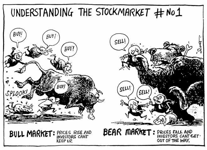 Bull And Bear Market Google Search Understanding The Stock Market Stock Market Bear Market
