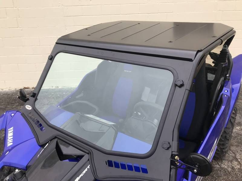 Yamaha YXZ Laminated Glass Windshield 20192020
