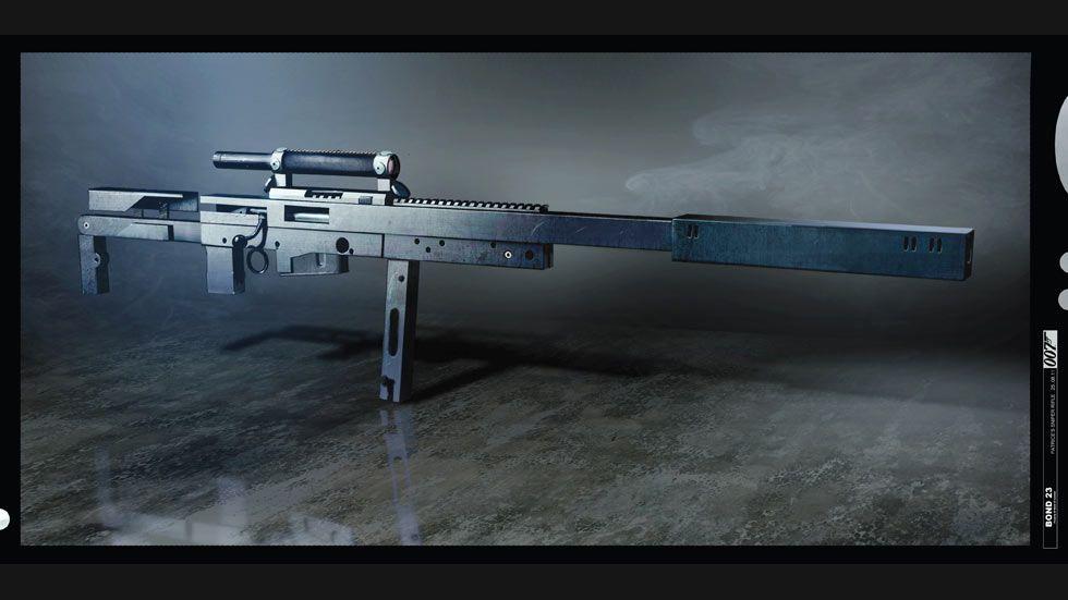 Patrice's sniper rifle in better lighting.