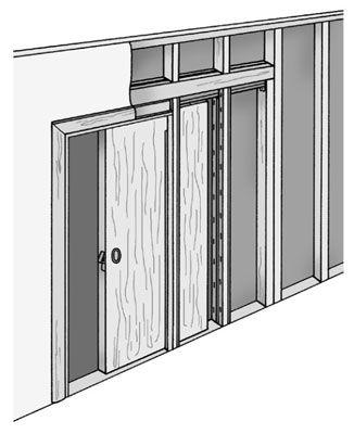 How To Install Pocket Doors House Ideas Pinterest