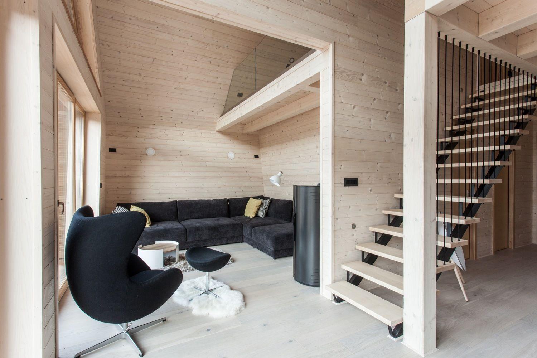Gallery of The Wooden House / studio PIKAPLUS - 7   Pinterest