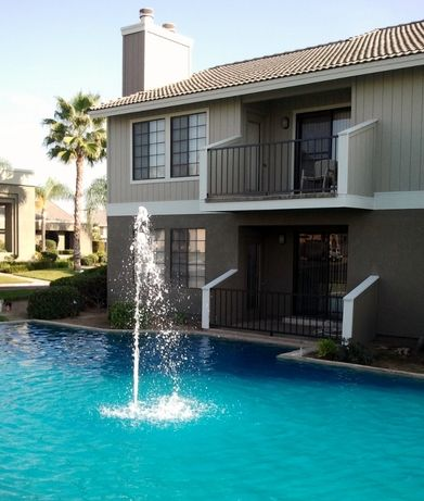 You Will Love The Fountains Inside The Courtyards At Heron Pointe Apartment Homes In Fresno California Kb Homes House Styles Home