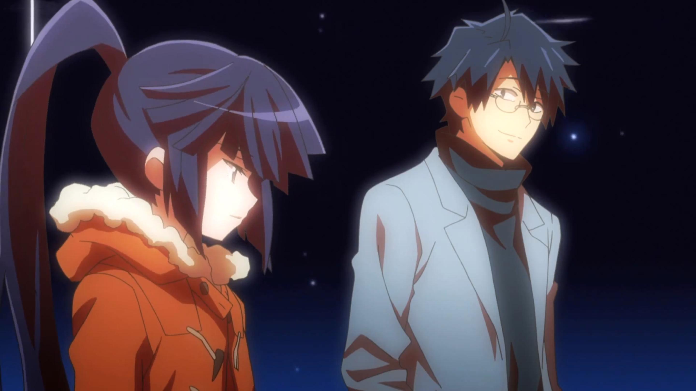 Log Horizon - Shiroe & Akatsuki