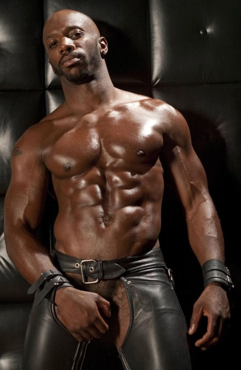 from Clyde leather male gay