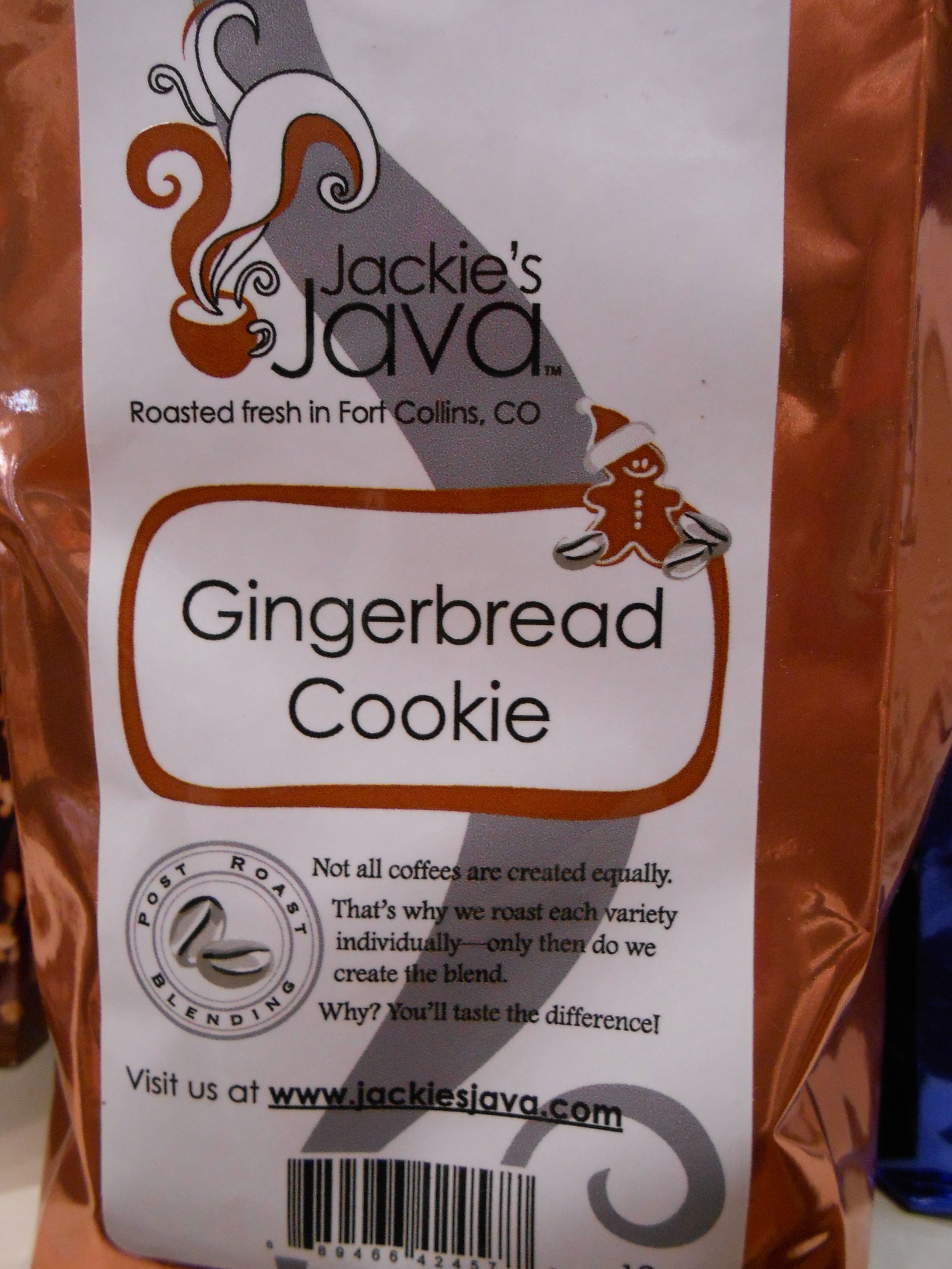 Gingerbread Cookie From Jackie S Java Gingerbread Cookies Independent Kitchen Kitchen Inspirations