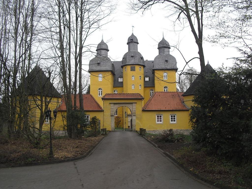 New St dte Schlo Holte Stukenbrock Landkreis G tersloh Regierungsbezirk Detmold Nordrhein Westfalen