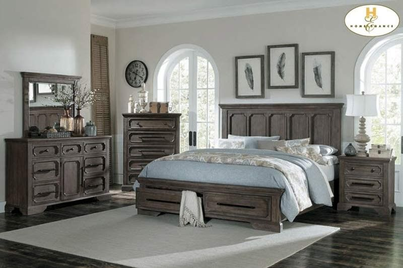 Wonderful California King Bedroom Set Property