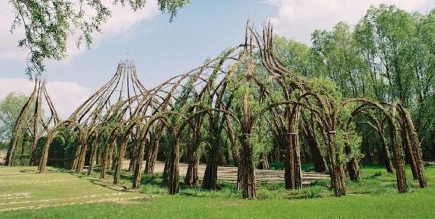 Contemporary Basketry: Sanfte Strukturen/Marcel Kalberer