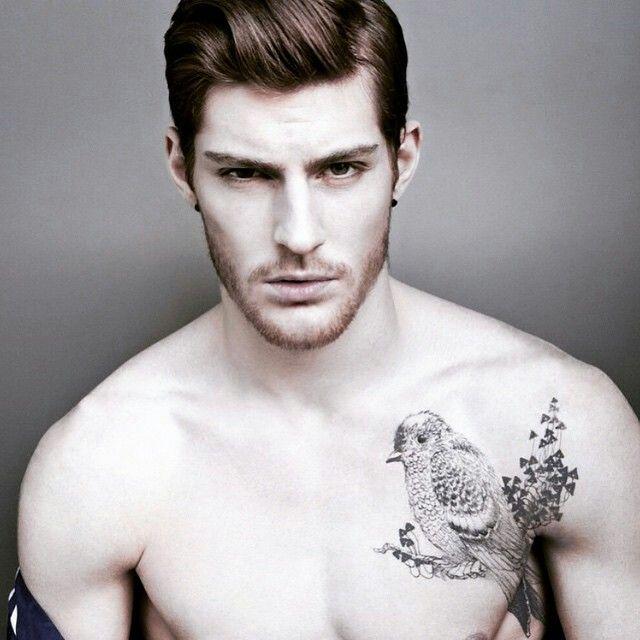 Pin by La Bookchic65 on Tastefully Tattooed   Male