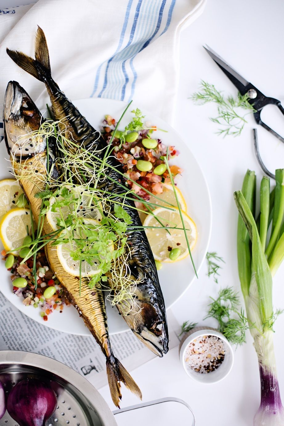 Nordic Seaside Lifestyle Christina Greve Nordic Recipe Scandinavian Food Food Photography Styling