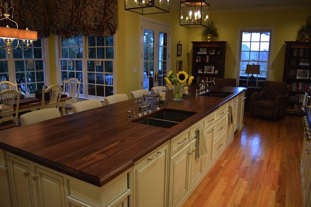 5 ideas for the perfect farmhouse kitchen countertop