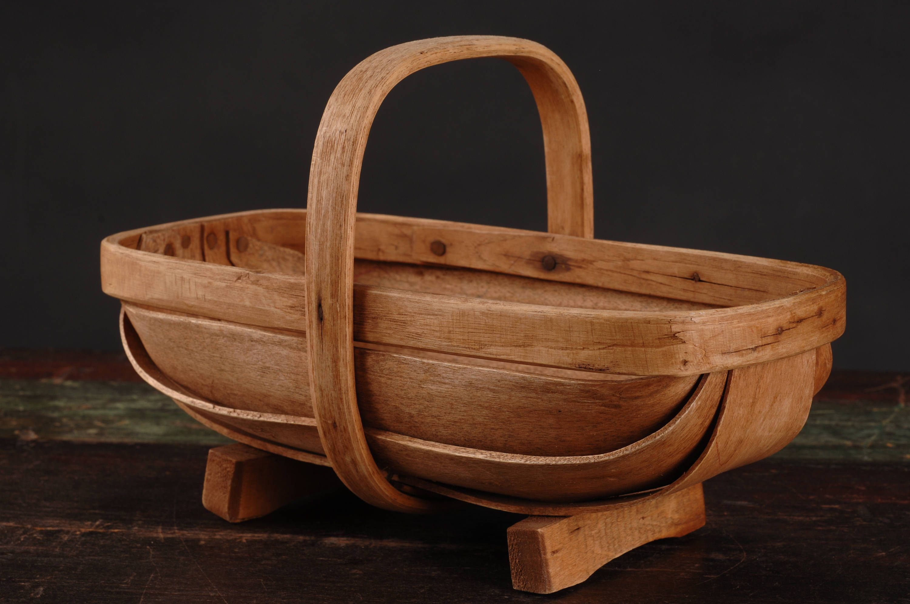 Small English Garden Trug by dinaandpartners on Etsy | Sublime Decor ...